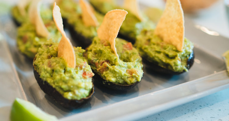 Margeaux's Guacamole Recipe